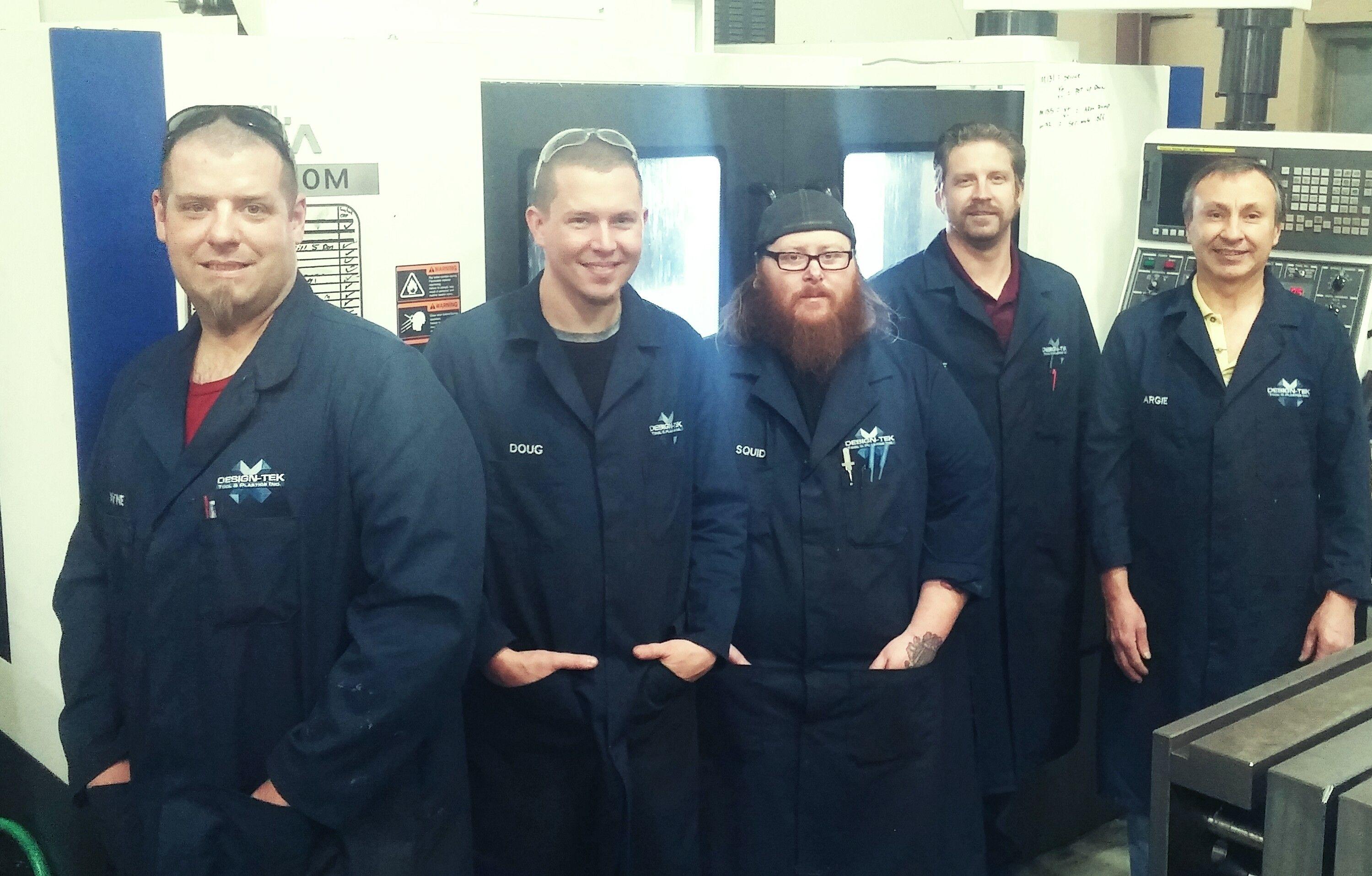 Tool & Die Specialists