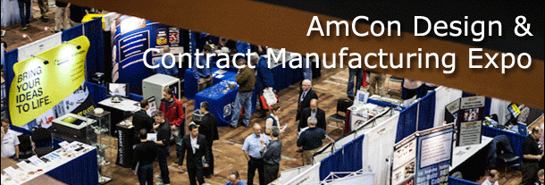 AmCon Design and Contract Manufacturing Expo